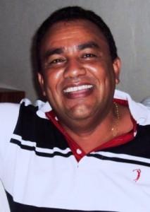 Eliomar  Dias, prefeito de Água Doce.