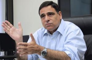 O ex-secretário de Infraestrutura do Estado, Max Barros