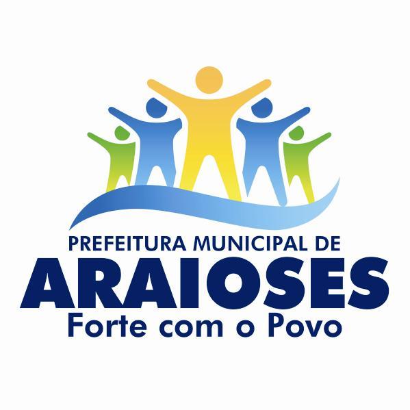 Logomarca da Prefeitura de Araioses vai está nos abadás dos blocos que vão receber ajuda financeira.