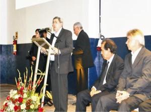 O governador em exercício Washington Luiz destaca a importância da indústria instalada em Imperatriz na geração de emprego e renda.