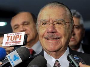 Senador José Sarney (Foto: Agência Senado)