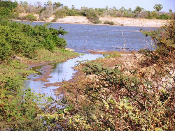 Nascente do Rio Santa Rosa