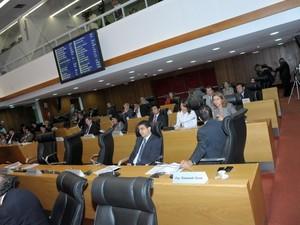 Orçamento de 2014 foi aprovado nesta segunda (23) (Foto: Divulgação/Assembleia Legislativa)