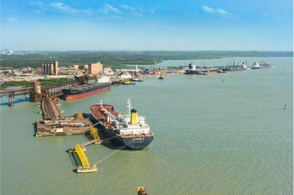 Resultado de imagem para porto de Itaqui