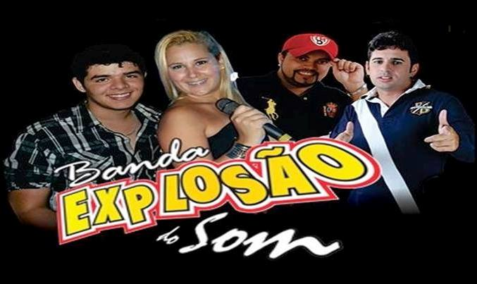 BANDA EXPLOSÃO DO SOM 2013