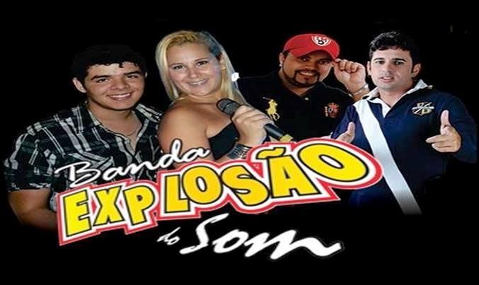 BANDA EXPLOSÃO DO SOM 2013