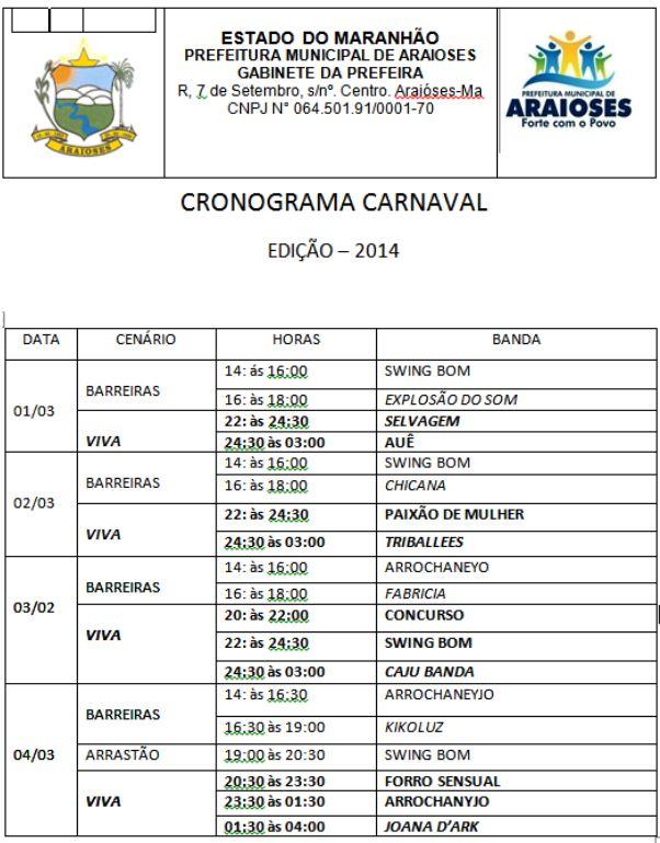 programaçao-carnaval
