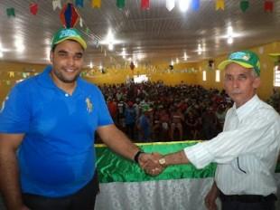 Rafael Mesquita Brasil e o vice, Raimundo Camilo