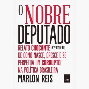 Capa do livro: repercussão nacional