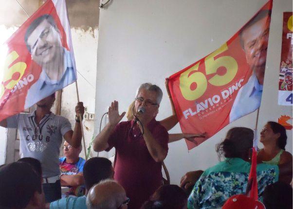 Chico Canavieira anuncia que vai de Flavio Dino