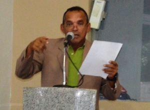 Vereador Wilson Miranda
