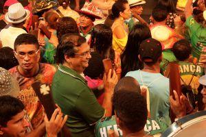Grande público lotou o Ceprama no sábado, a exemplo do demais dias da temporada junina