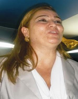 Luciana Trinta perdeu mais uma