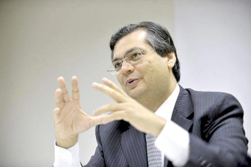 O governador Flávio Dino reafirma política de austeridade no Estado e diz que fará mudanças em sua equipe