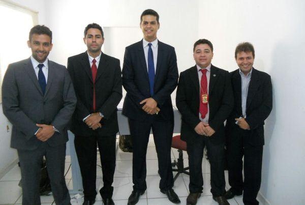 Novos delegados da Polícia Civil são apresentados no interior do Maranhão