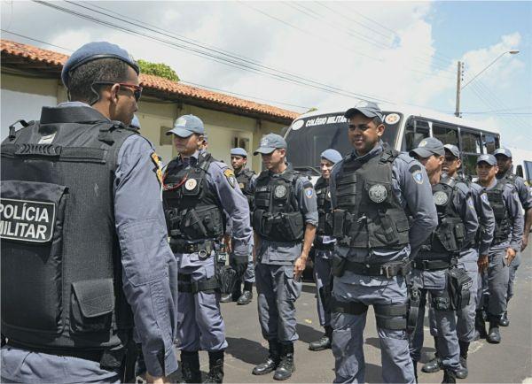Integração de Forças Policiais e ação ostensiva já resultaram em 50 prisões e incursões e patrulhamentos serão continuados.