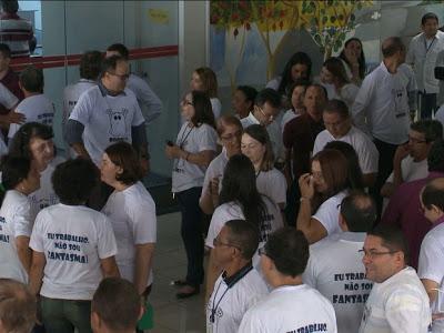 Trabalhadores concursados querem apuração do MP sobre sinecuras no TCE