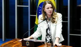 A senadora Vanessa Graziotin adiantou que a estratérgia será definida em reunião dos aliados na segunda-feiraArquivo/Marcelo Camargo/Agência Brasil