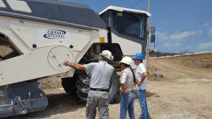 Gesseiro de Grajaú é o segundo maior produtor de gipsita do país. Foto: Divulgação