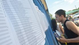 No dia do Enem, estudantes devem chegar aos locais de prova com antecedênciaArquivo/Marcello Casal/Agência Brasil