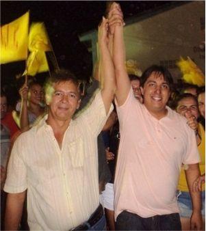 Antonio Meireles e João Igor – majoritários eleitos